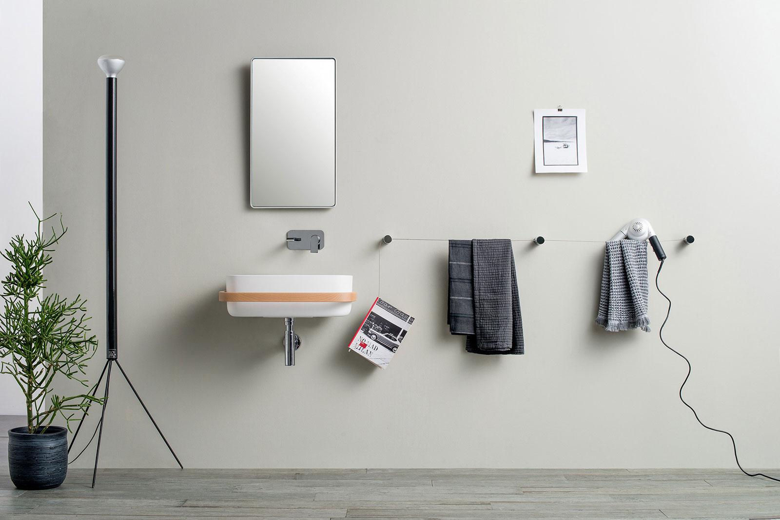 Portasciugamani Bagno Design : Dot everlifedesign