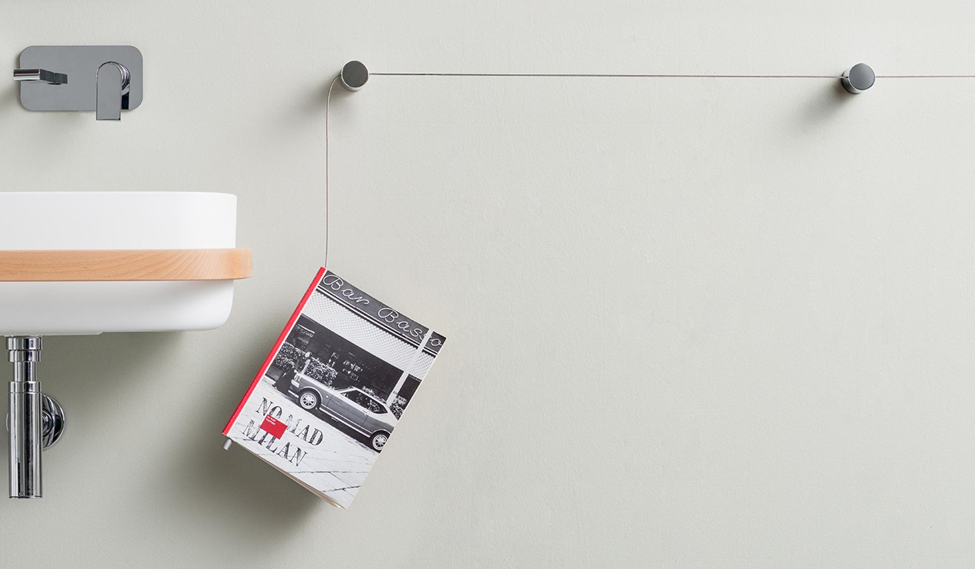 Accessorio bagno design Dot collection ever life design