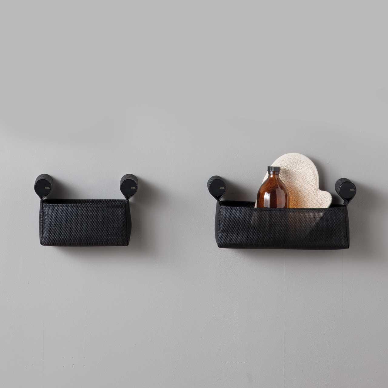 accessori contenitori neri