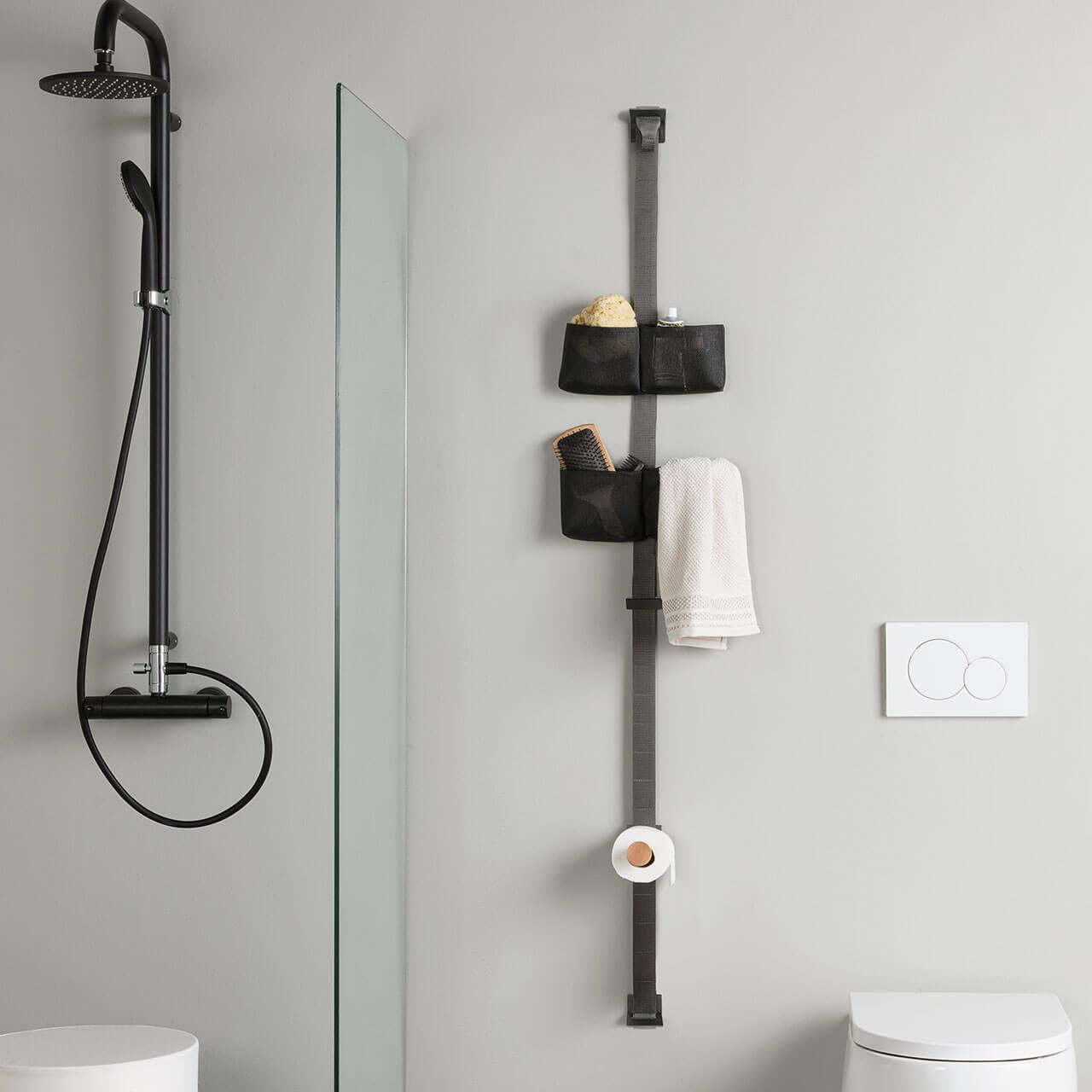 sistema multifunzione organizer bagno