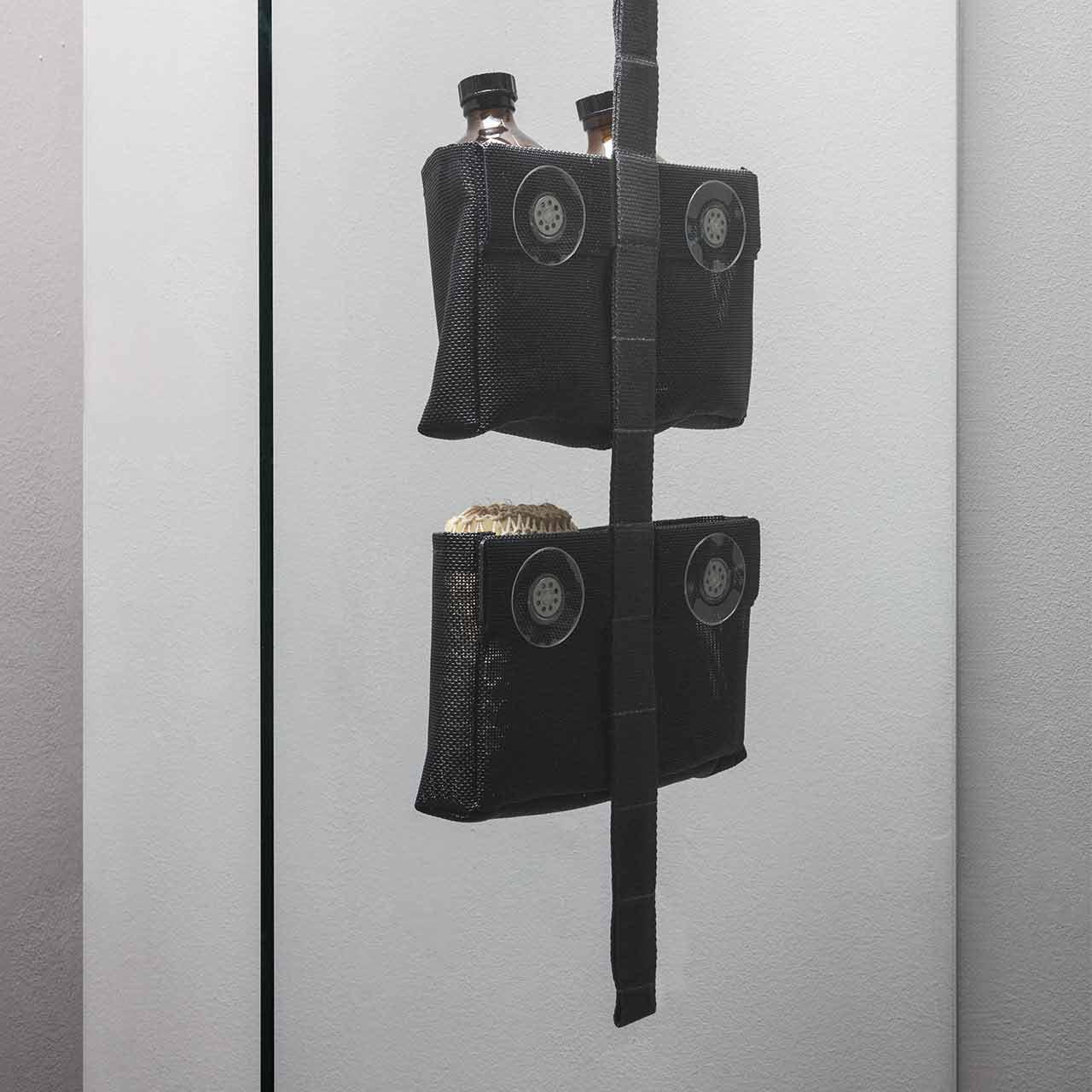 tape shower porta oggetti box doccia a ventose