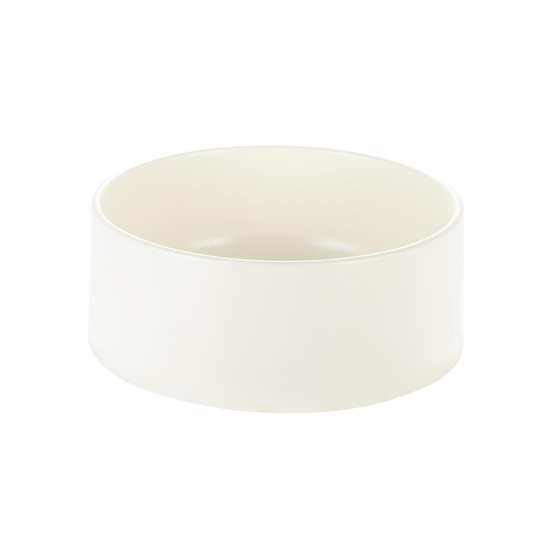 Lavabo in marmo resina bianco