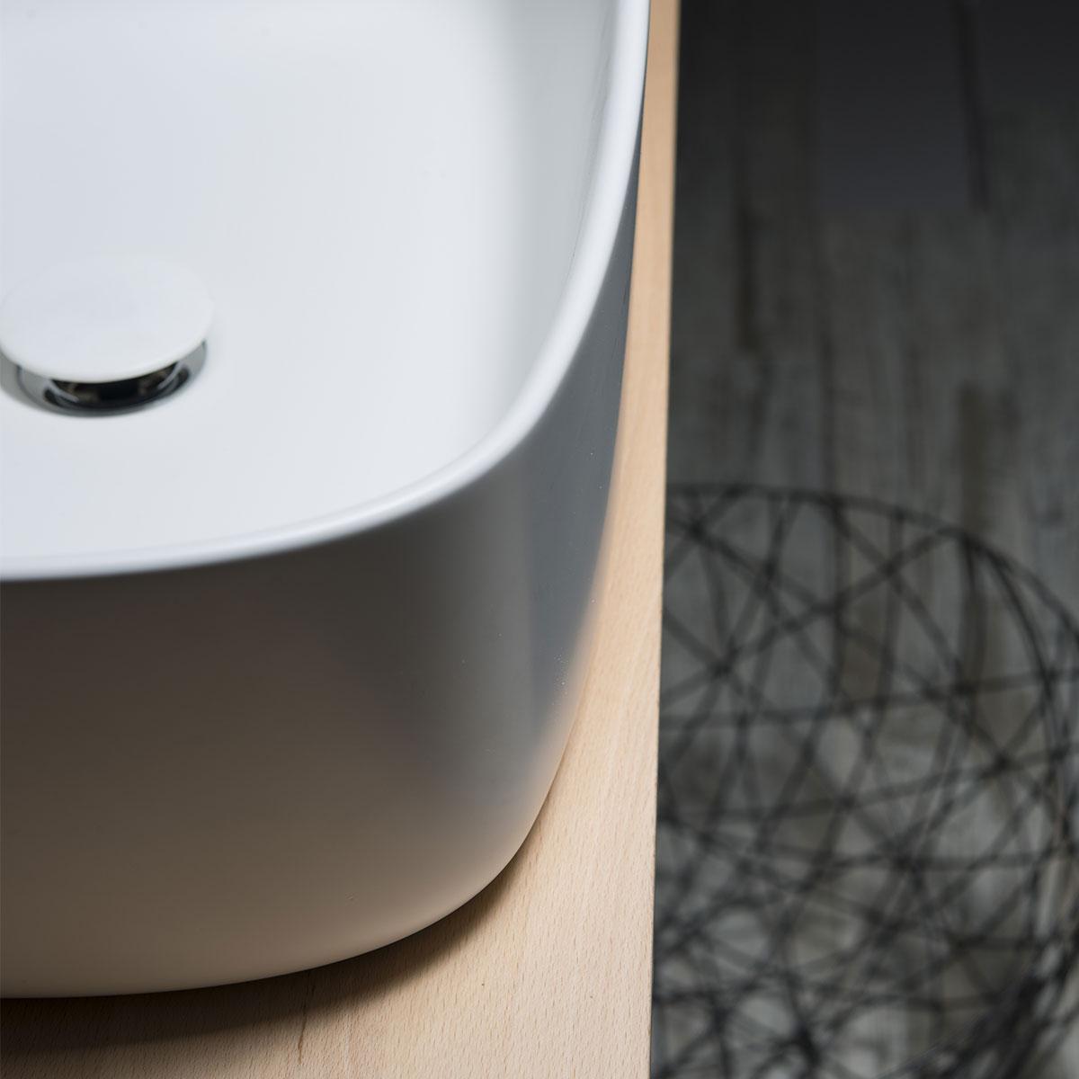 lavabo bagno cristalplant bounce