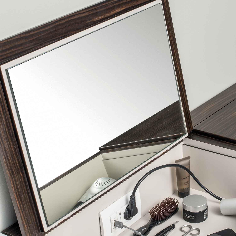 mobile lavabo con specchio